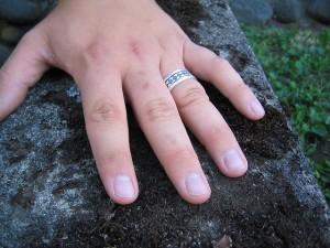 męska-dłoń